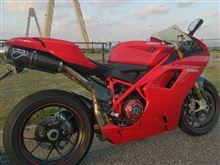 1098Sテルミニョーニ スリップオンの全体画像