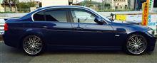 B3 BiTurbo リムジンLARGUS フルタップ式車高調の単体画像