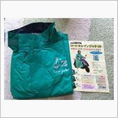ヒロ•サークル スクーター用レインジャケット