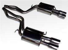 M6 カブリオレARQRAY Stainless Sports Mufflerの単体画像