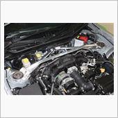 ㈱オクヤマ(CARBING) 86(ZN6) ストラットタワーバー フロント タイプI アルミ製