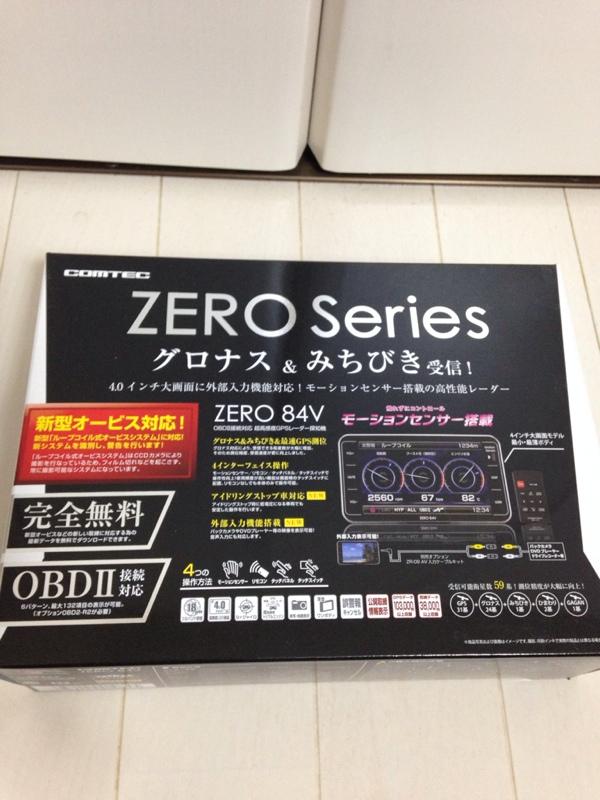 COMTEC ZEROシリーズ ZERO 84V