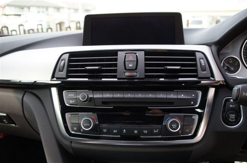 BMW(純正) エアコン操作パネル