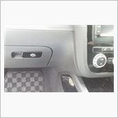 VW  / フォルクスワーゲン純正 グローブボックスハンドル