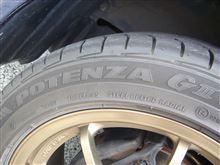 POTENZA GⅢ 195/50R15