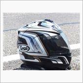 アライヘルメット RX-7 RR5 アオヤマGP