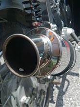 リトルカブナンカイ パワーコンプマフラータイプ1の全体画像