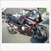 カワサキGPX400R アンダーカウル (流用)