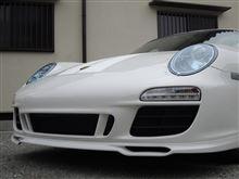 911 (クーペ)ポルシェ(純正) スポーツデザインバンパーの単体画像