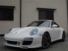 911 (クーペ)ポルシェ(純正) スポーツデザインバンパーの全体画像