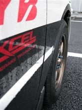 カローラRAYS VOLK RACING VOLK RACING TE37の単体画像