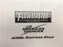 ラムFLOWMASTER 50 Seriesの全体画像