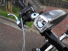 折畳自転車GENTOS LED Bike Light AX2の単体画像
