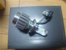 390DUKE光商事 X-LED H4 Hi/Lo 30W 5500K 3000lmの単体画像