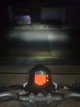 390DUKE光商事 X-LED H4 Hi/Lo 30W 5500K 3000lmの全体画像