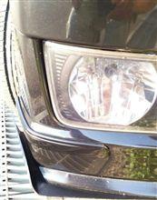 ゼストスパークSEIWA K161 バンパーガード の全体画像