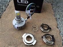 バンディット250不明 LEDヘッドライトバルブの単体画像