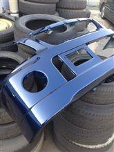 トッポBJ三菱自動車(純正) H41A 後期バンパーの単体画像