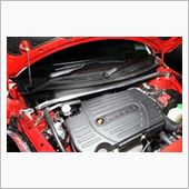 オクヤマ(CARBING) スイフトスポーツ(ZC32S) ストラットタワーバー フロント タイプI アルミ製
