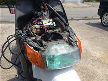 トピックヒロチー商事 原付バイク用HIDキット 15W H4/PH7/8 H/Lの全体画像