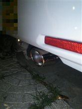 フレアカスタムスタイルAutoExe Premium Tail Mufflerの単体画像