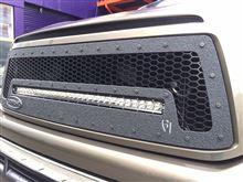 """タンドラRigid Industries 2010-2013 TOYOTA TUNDRA SR Series 30"""" LED Grilleの全体画像"""