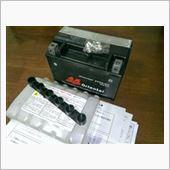 オリエンタルバッテリー YTX9-BS/YTR9-BS/GTX9-BS/FTX9-BS互換