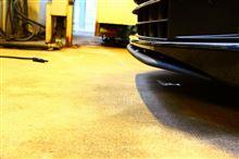ザ・ビートル(カブリオレ)EMU'S ENGINEERRING フロントセンターリップスポイラーの全体画像