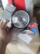 グラストラッカー ビッグボーイモーターロック、etc ベーツライト4.5インチ、ベーツライトステーの単体画像