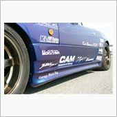 CAR SERVICE HIRO BATTLE HAWK サイドステップ
