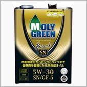 パルスター MOLY GREEN モリグリーン ブラックSN 5W-30