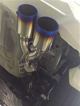 フィット3 ハイブリッドBLITZ NUR-OVAL TIの単体画像