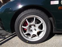 MGFローバー(純正) Style Collections Alloy Wheelの単体画像