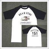 RS★R GT86 ラグランTシャツ