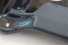 RS4 (セダン)AS SPORT カーボンリップスポイラー①の全体画像