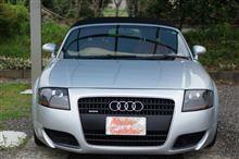 TT ロードスターCSR -AUTOMOTIVE- Frontstoßstange Audi TT Typ 8Nの全体画像