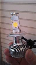 タウンエーストラックGLASSY(グラッシー) 3代目 LEDヘッドライト(H4 hi/lo) の単体画像
