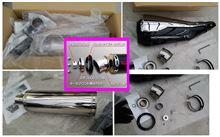 CBR250R浅倉商事 CBR250R TTRタイプマフラースリップオン GPタイプメタルバージョンの単体画像