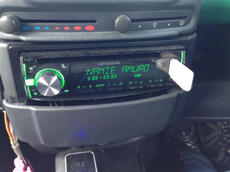 PIONEER / carrozzeria DEH-590