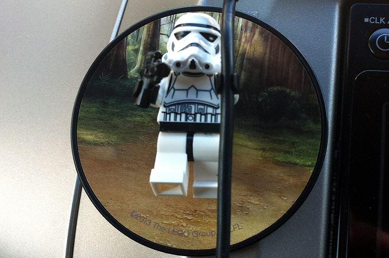 レゴ (LEGO) スターウォーズストームトルーパーマグネット