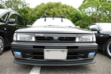 ADバン日産(純正) AD Wagon 純正バンパー+ワンオフリップの単体画像