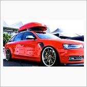 balance it Audi A4 SEDAN/AVANT(B8-B8.5) Side Skirts