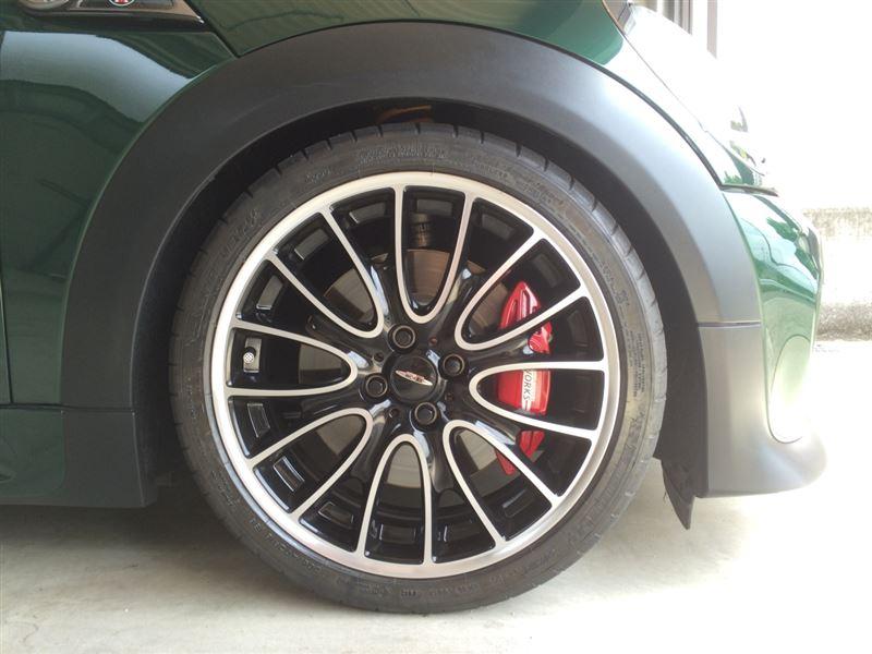 BMW(純正) クロススポークR113ポリッシュ 7J×18 アロイホイール 18インチ 7J