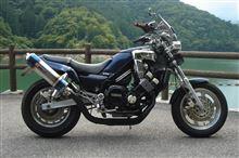FZX750ヨシムラジャパン FZ750用ヨシムラサイクロン改の単体画像