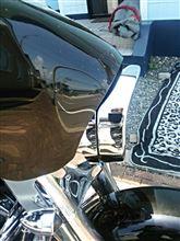 ロードキングHarley Davidson バイザースタイル  トリムリングの全体画像