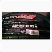YOKOHAMA ADVAN ADVAN Sport V105 225/50R16
