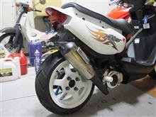 BW'S100RAYS VOLK RACING VOLK RACING TE37の単体画像