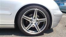 Cクラス セダンラングス 車高・減衰力調整式サスペンションkitの単体画像