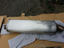 R1150RREMUS レムスマフラーの単体画像