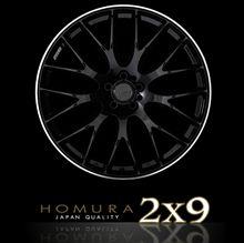 A6 (セダン)RAYS HOMURA HOMURA 2x9の単体画像